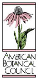 American Botanical Council Logo and Link